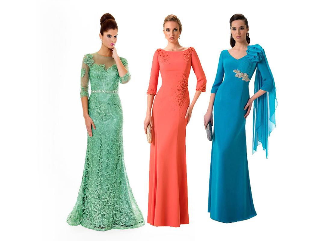 Los vestidos de madrina llegan a nuestra web - Aurora